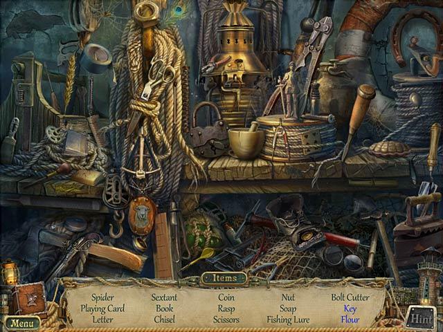 Sea Legends: Phantasmal Light Standard Edition depiction