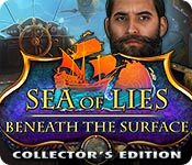 Sea of Lies 5: Beneath the Surface Collector's Edition