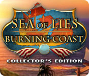 Feature screenshot game Sea of Lies: Burning Coast Collector's Edition
