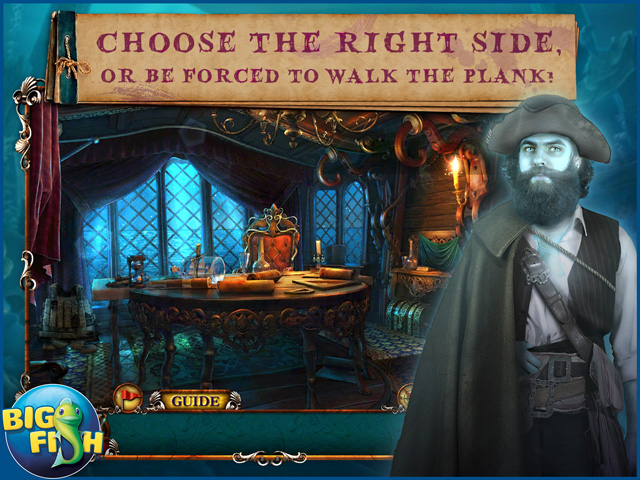Screenshot for Sea of Lies: Leviathan Reef Collector's Edition