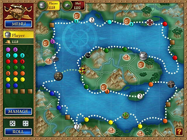 Game screenshot 1 Sea Bounty