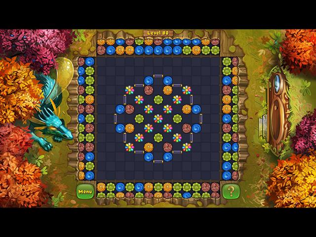Game screenshot 1 Season Marbles: Autumn