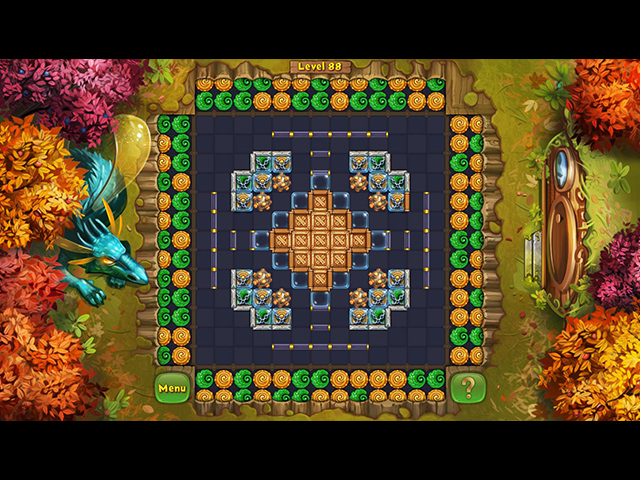 Game screenshot 3 Season Marbles: Autumn