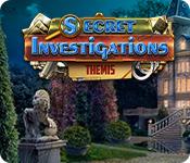 Feature screenshot game Secret Investigations: Themis