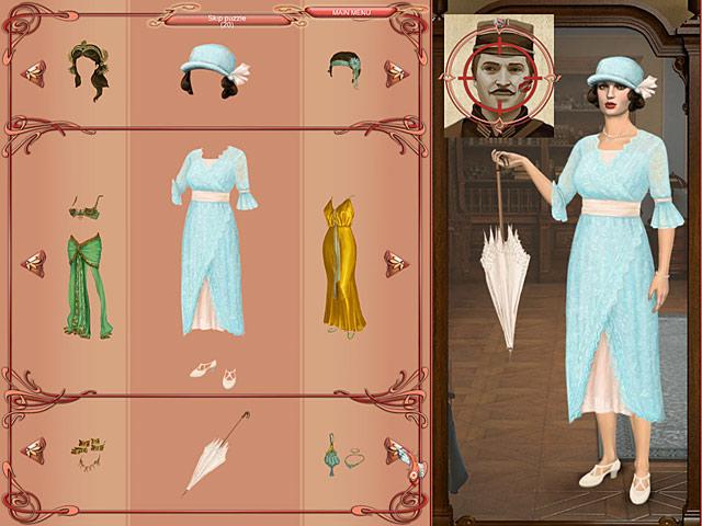 Game screenshot 2 Secret Missions: Mata Hari and the Kaiser's Submarines