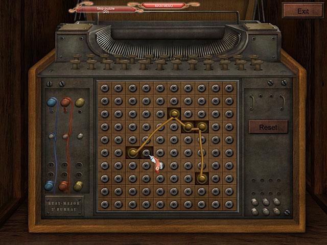Game screenshot 3 Secret Missions: Mata Hari and the Kaiser's Submarines