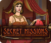 Secret Missions: Mata Hari and the Kaiser's Submarines - Mac