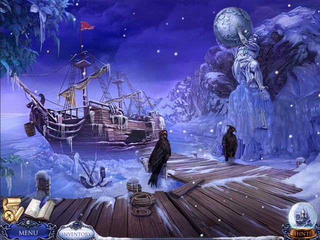 Game screenshot 2 Secret Trails: Frozen Heart