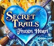Feature screenshot game Secret Trails: Frozen Heart