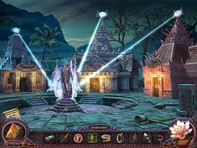 Secrets of the Dark: Eclipse Mountain Collector&#8217;s Edition Screenshot-1