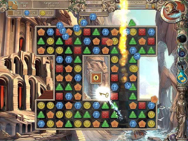 Game screenshot 1 Secrets of Olympus 2: Gods among Us
