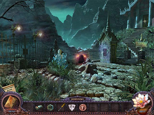 Secrets of the dark eclipse mountain ipad iphone for The fish game