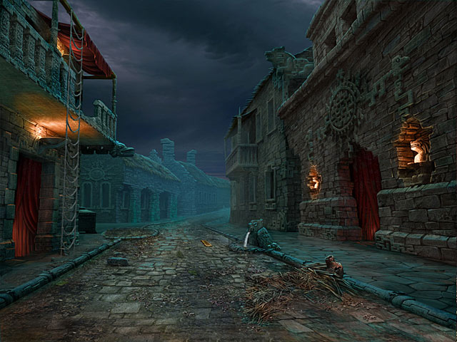 Game screenshot 1 Secrets of the Dark: Temple of Night