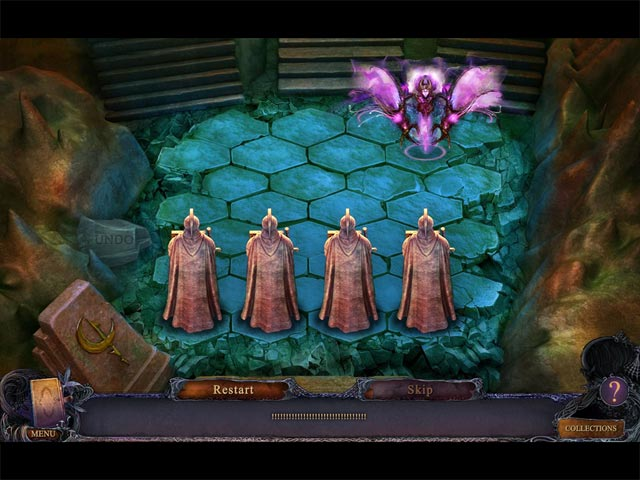 Secrets of the Dark: The Flower of Shadow - Review