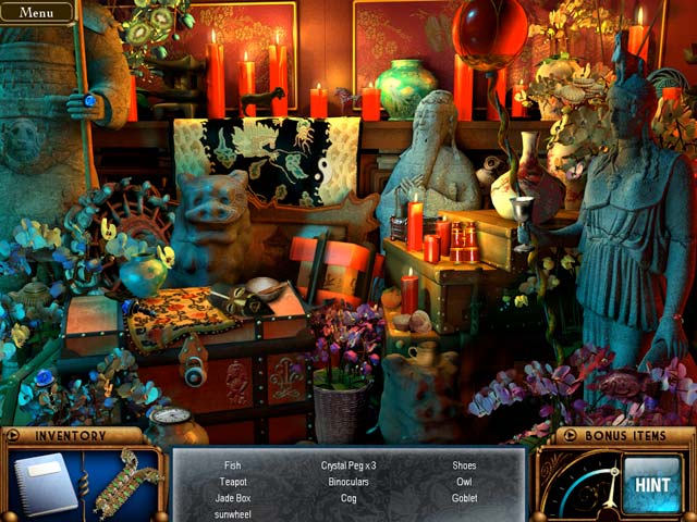 Secrets of the Dragon Wheel Screenshot-1