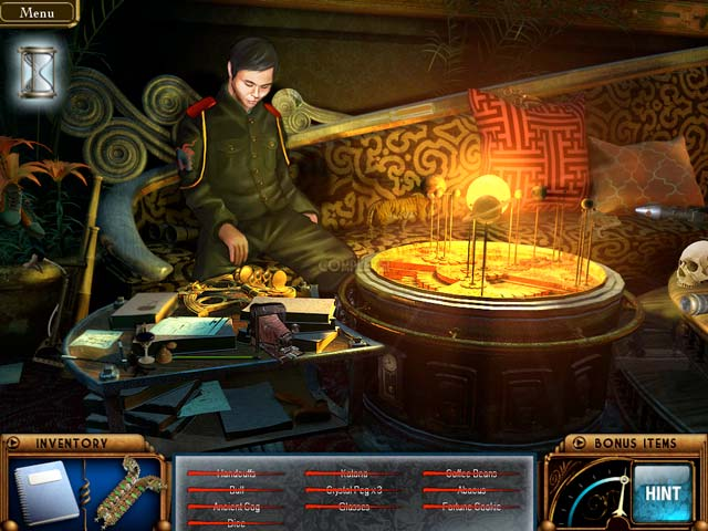 Secrets of the Dragon Wheel Screenshot-2