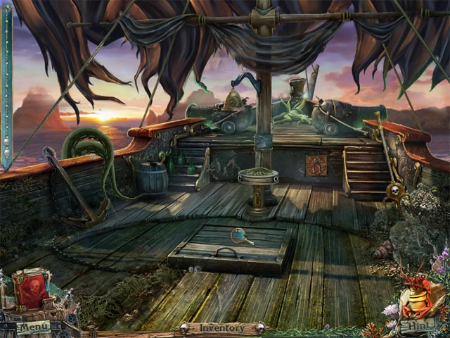 Secrets of the Seas: Flying Dutchman – Mac Screenshot-3
