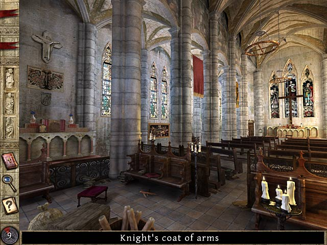 Game screenshot 1 Secrets of the Vatican: The Holy Lance