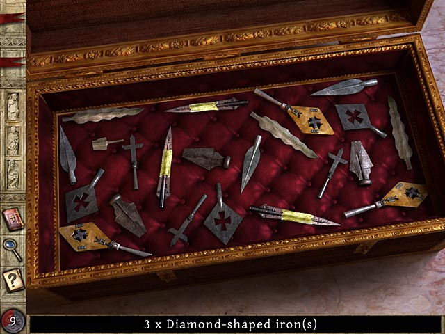 Game screenshot 2 Secrets of the Vatican: The Holy Lance
