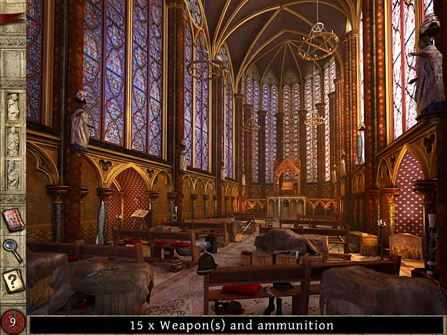Game screenshot 3 Secrets of the Vatican: The Holy Lance