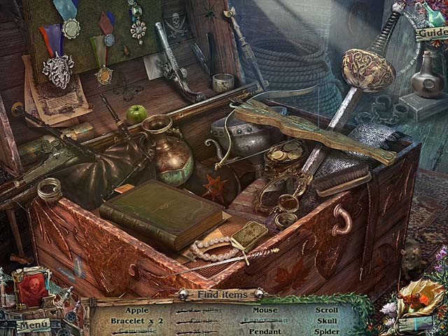 Secrets of the Seas: Flying Dutchman Collector's Edition – Mac Screenshot-1
