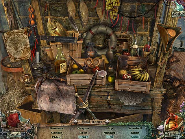 Game screenshot 3 Secrets of the Seas: Flying Dutchman Collector's Edition