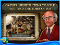Screenshot for Serpent of Isis: Your Journey Continues