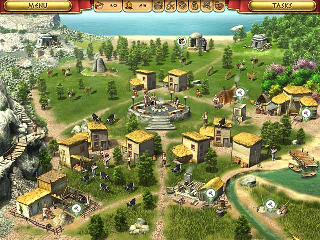 Settlement colossus ipad iphone android mac pc for Building builder online