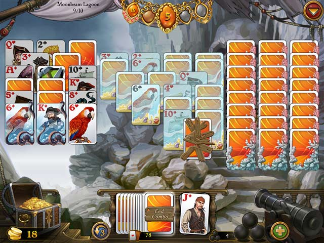 Game screenshot 2 Seven Seas Solitaire