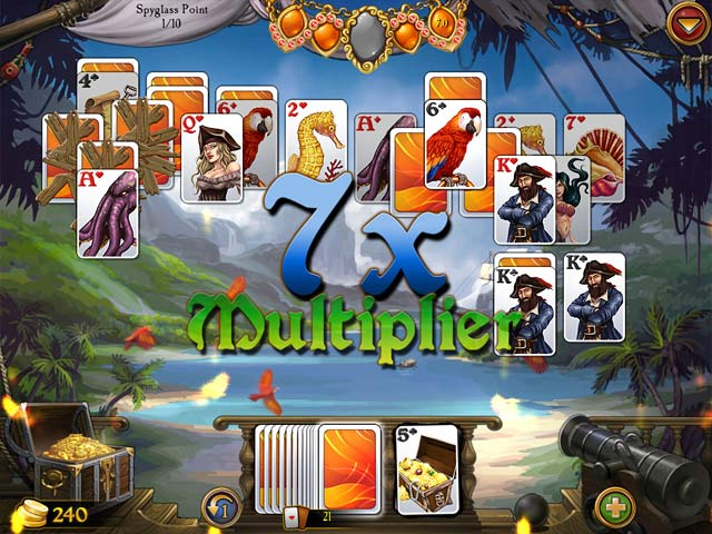 Game screenshot 3 Seven Seas Solitaire