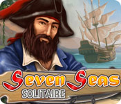 Feature screenshot game Seven Seas Solitaire