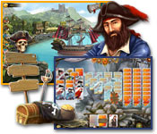 free download Seven Seas Solitaire game