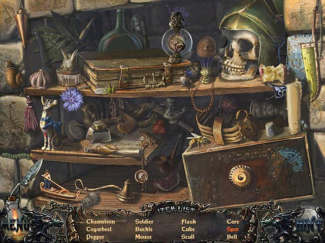 Game screenshot 2 Shadow Wolf Mysteries: Bane of the Family