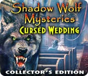 Shadow Wolf Mysteries: Cursed Wedding Collector's