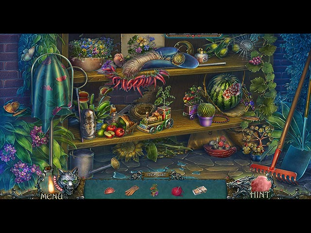 Game screenshot 1 Shadow Wolf Mysteries: Under the Crimson Moon