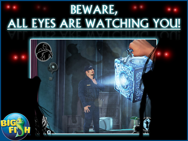 Screenshot for Shadowplay: Darkness Incarnate Collector's Edition