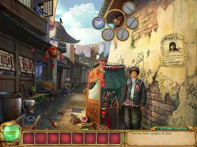 Shaolin Mystery: Tale of the Jade Dragon Staff – Mac Screenshot-1