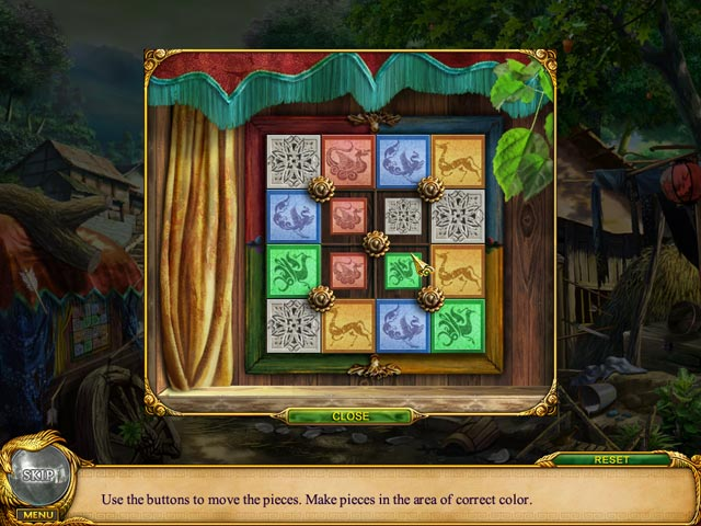 Shaolin Mystery: Tale of the Jade Dragon Staff – Mac Screenshot-3