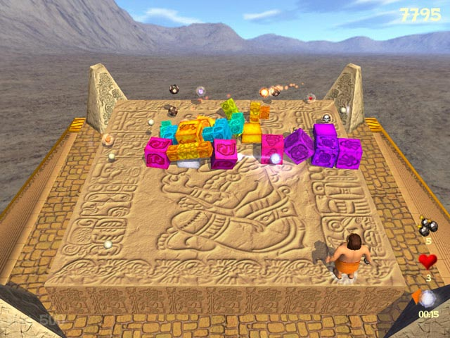 Spiele Screenshot 2 Shattera