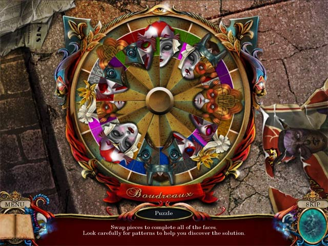 Shattered Minds: Masquerade Collector's Edition Screen 3