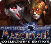 Shattered Minds: Masquerade Collector's Edition - Mac