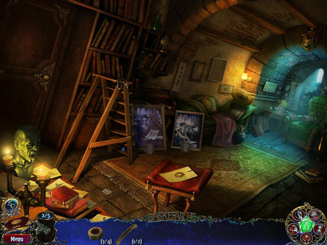 Game screenshot 2 Sherlock Holmes and the Hound of the Baskervilles Collector's Edition