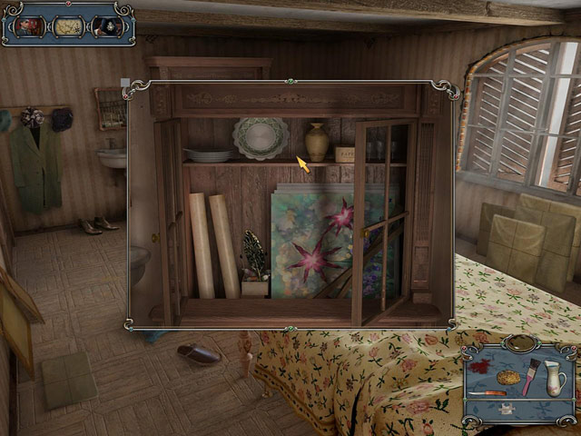 Game screenshot 1 Sherlock Holmes: The Mystery of the Persian Carpet