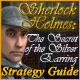Sherlock Holmes: The Secret of the Silver Earring Strategy Guide