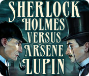 Feature screenshot game Sherlock Holmes VS Arsene Lupin