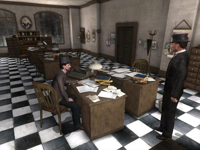 Game screenshot 2 Sherlock Holmes VS Jack the Ripper