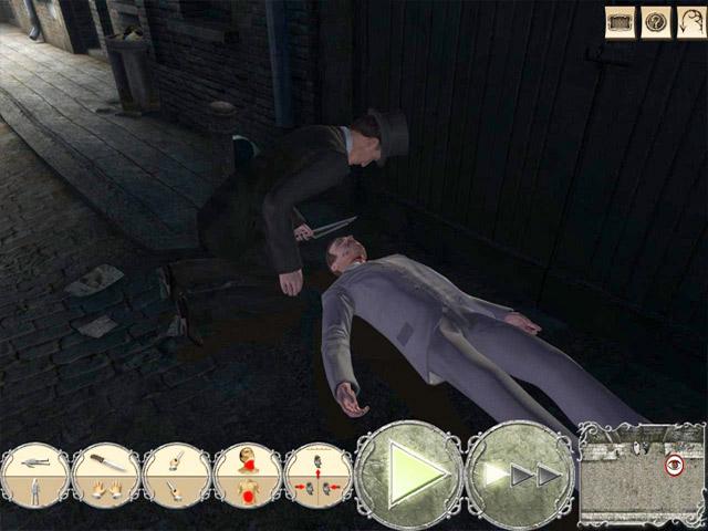 Game screenshot 3 Sherlock Holmes VS Jack the Ripper
