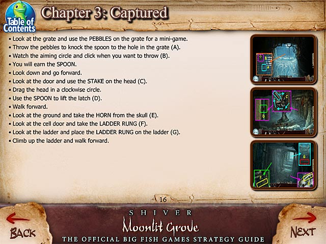 Game screenshot 3 Shiver: Moonlit Grove Strategy Guide