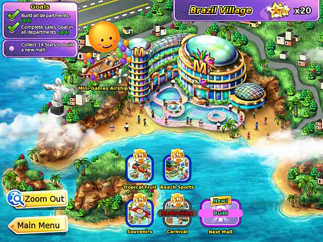 Game screenshot 1 Shop-n-Spree: Shopping Paradise