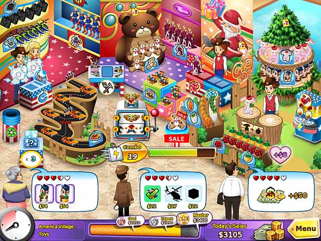 Game screenshot 2 Shop-n-Spree: Shopping Paradise